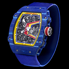 Richard Mille RM 67-02 Automatic Winding Extra Flat – Fernando Alonso Edition