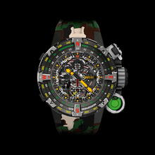 Richard Mille RM 25-01 Manual Winding Tourbillon Chronograph Adventure