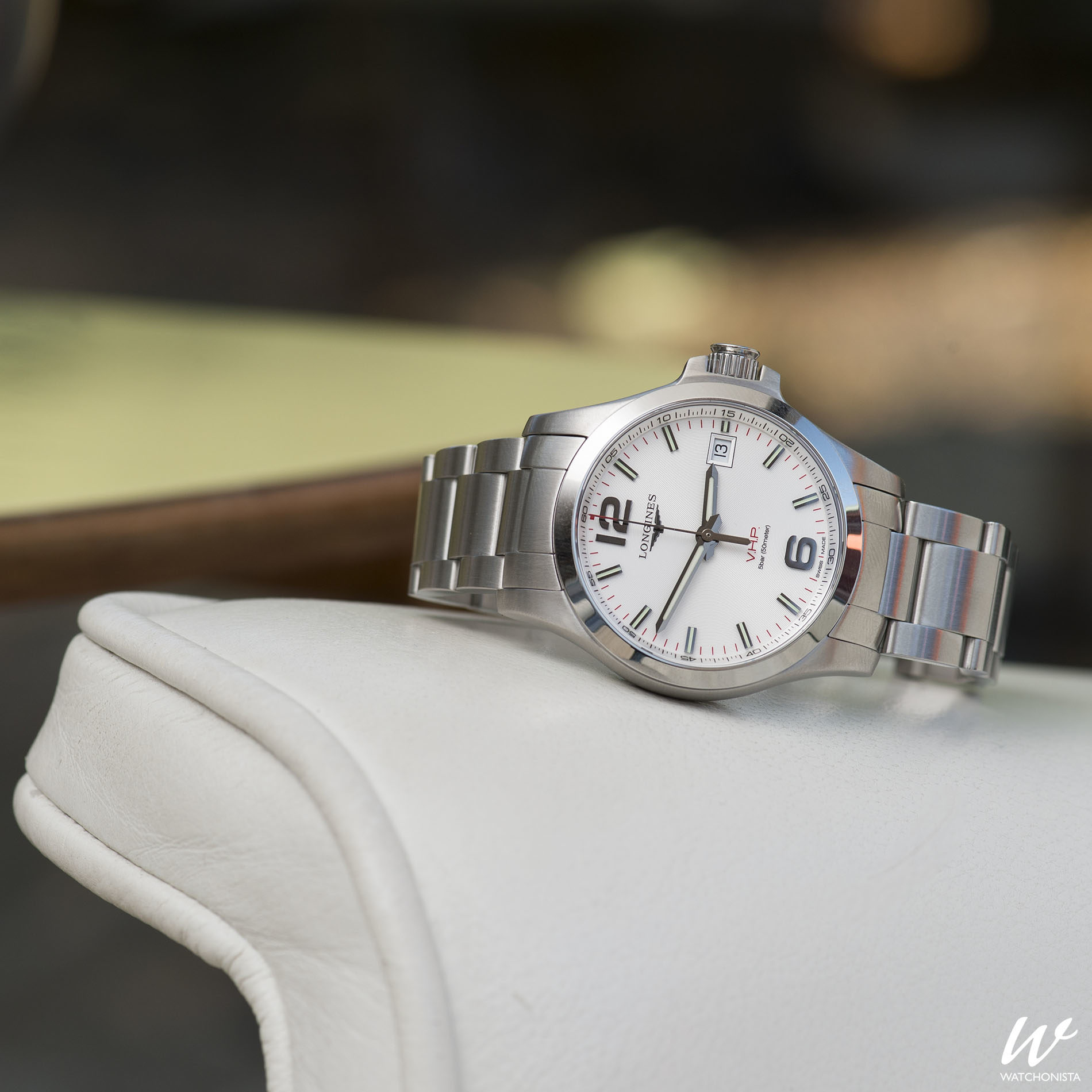 edd652793 In-depth: The Longines Conquest V.H.P. series | Watchonista