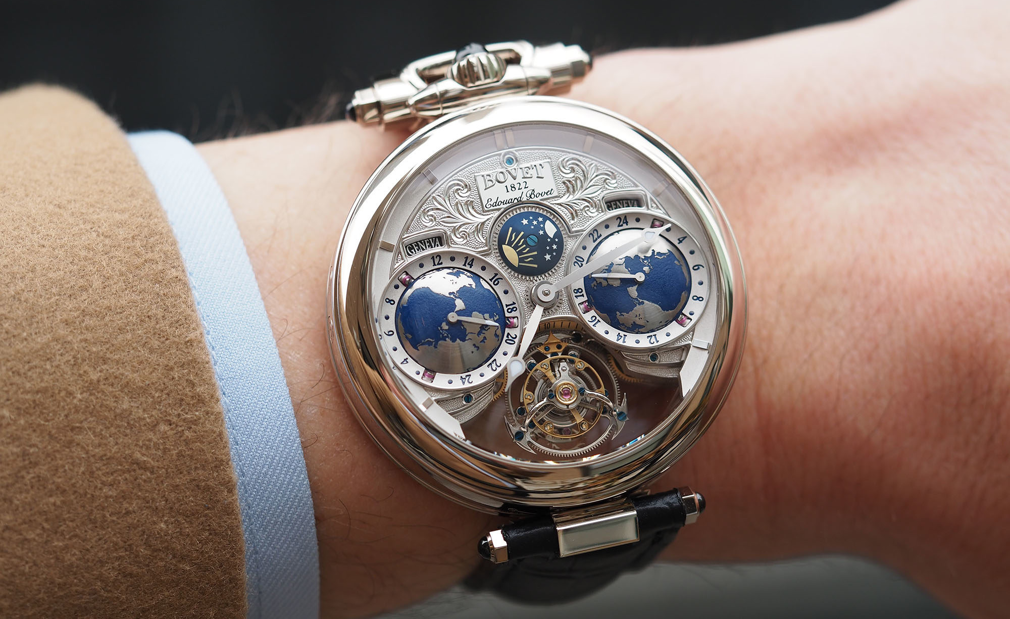 tourbillon amadeo edouard sihh bovet fleurier watches flying
