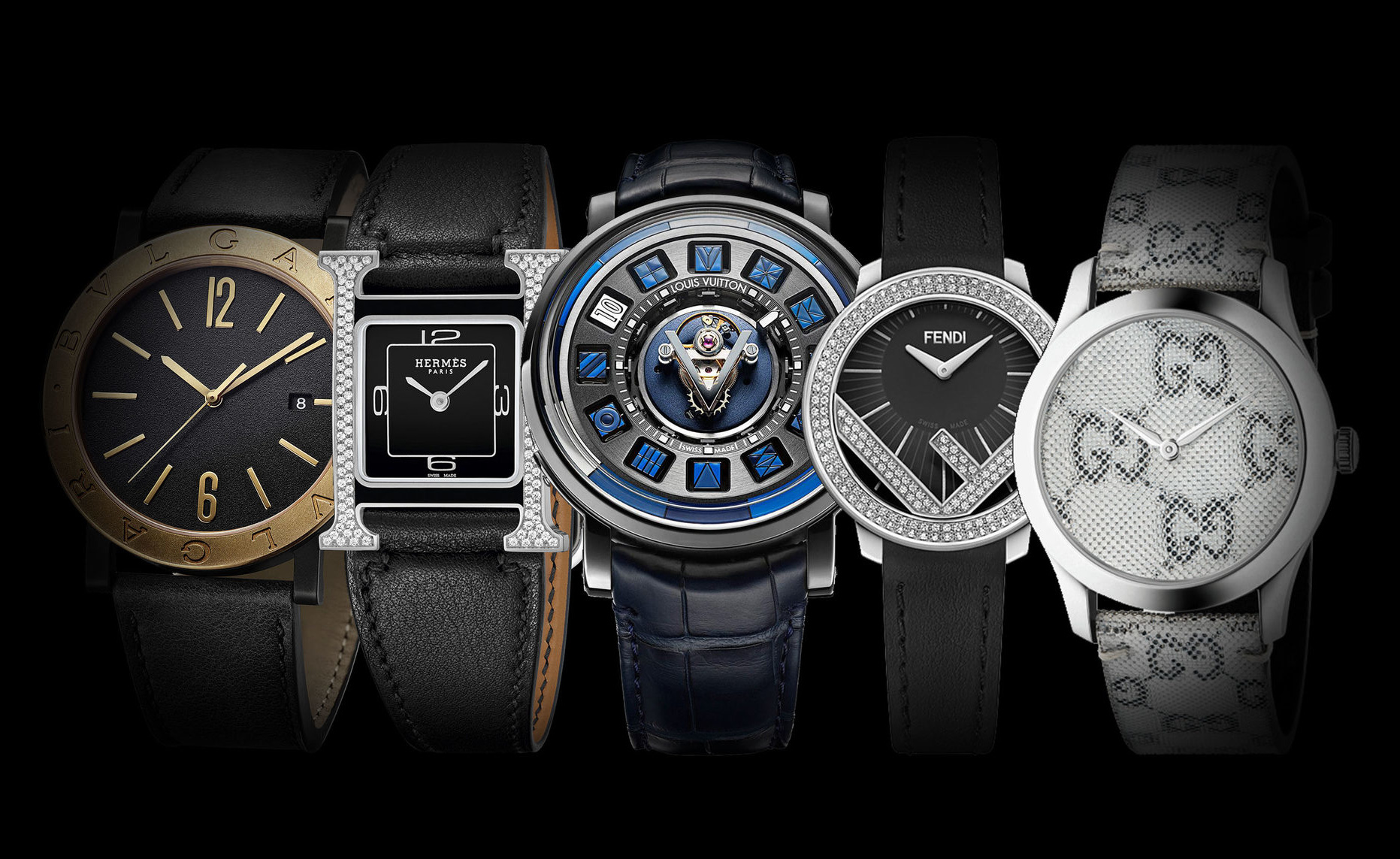 7df5b4aac8c Logo A Go Go - Five Fashion Brands Making Their Mark On The Watch Industry