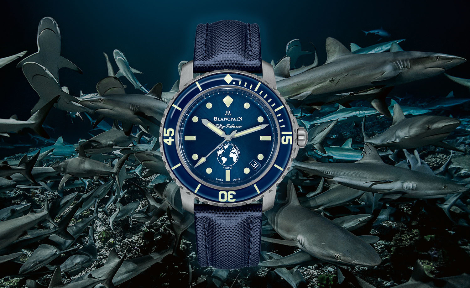 A Sharktastic Guide to Blancpain's Diving Watches
