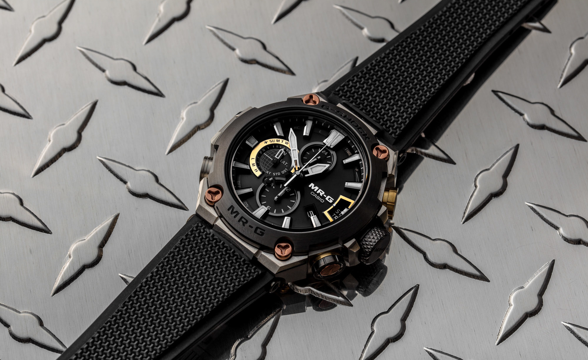 77ed398d3b23 Call Me Mister—G-SHOCK MR-G Line Takes Technology And Traditional  Craftsmanship To Luxurious New Heights   Watchonista