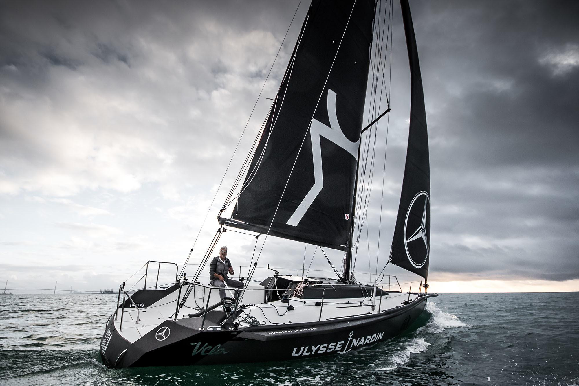 A New Ulysses For The Sake Of The Seas   Ulysse Nardin