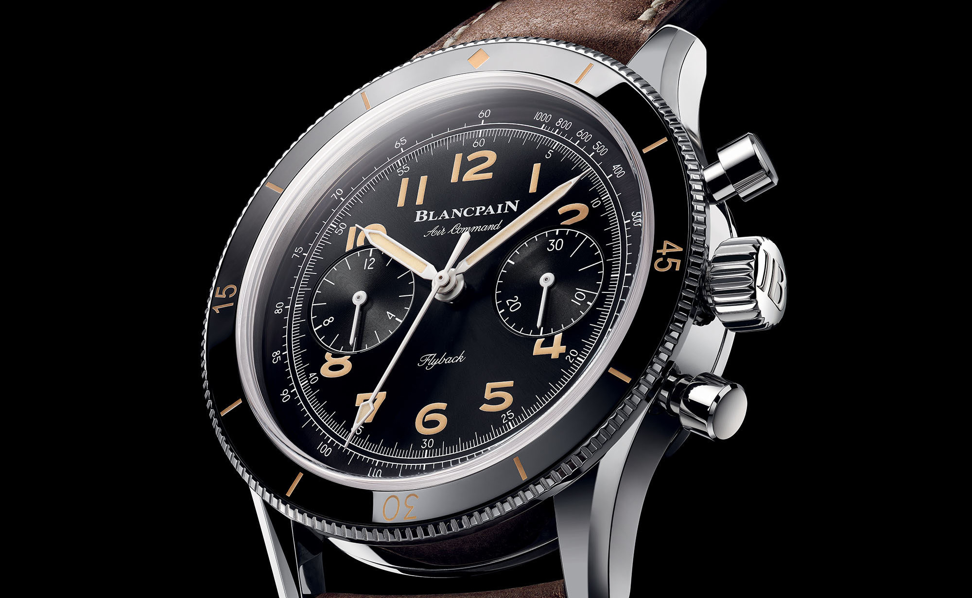 Blancpain Air Command: Rebirth Of A...