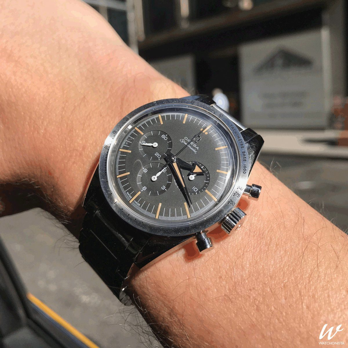 4837f17b382 Collector s tale  A global quest for a 60th Anniversary Speedmaster ...