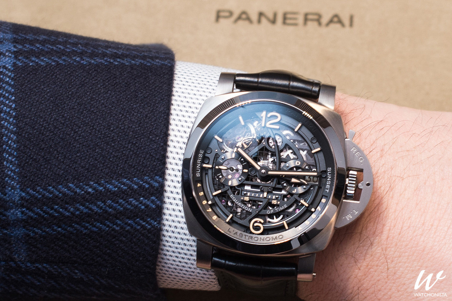 sihh 2018 panerai brings innovation and fresh updates watchonista