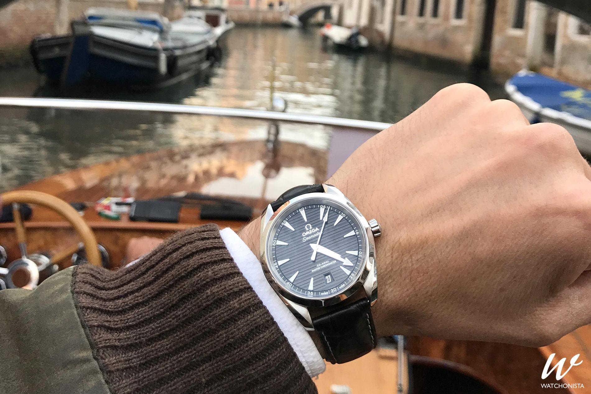 dfddae7ba0b OMEGA Seamaster Aqua Terra  How to Reconcile Sportiness and Elegance ...