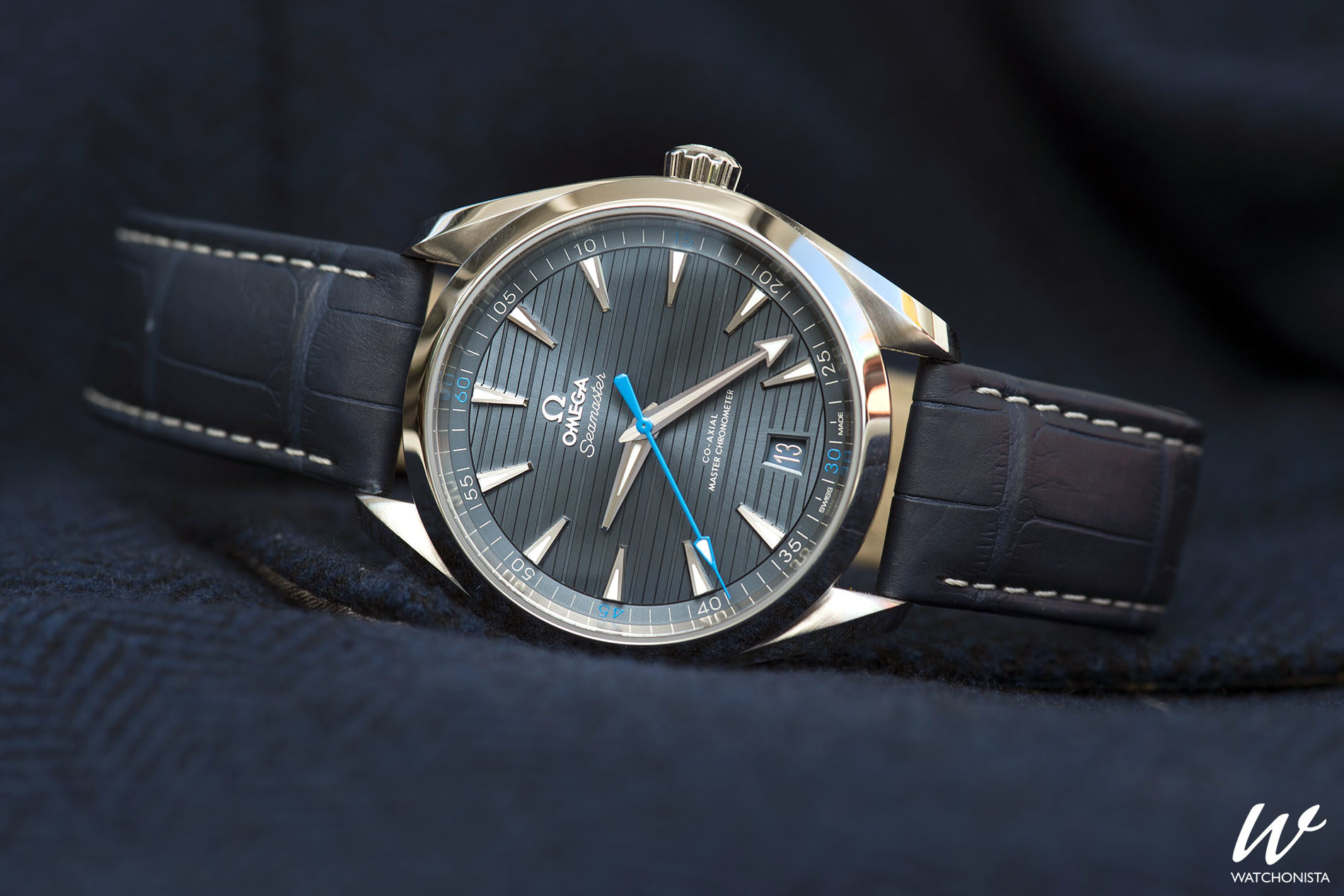 d7189a547c5 OMEGA Seamaster Aqua Terra  How to Reconcile Sportiness and Elegance ...
