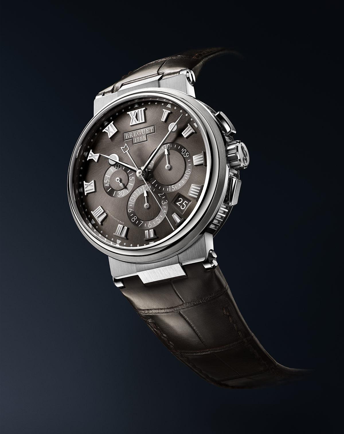 Breguet Marine Chronograph 5527 Watchonista