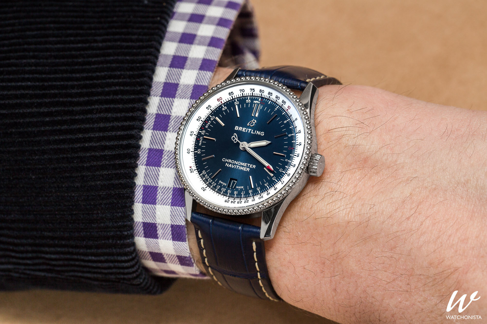 Breitling Superocean 44 >> Breitling Reborn, Hands-On and Interview with Georges Kern   Watchonista