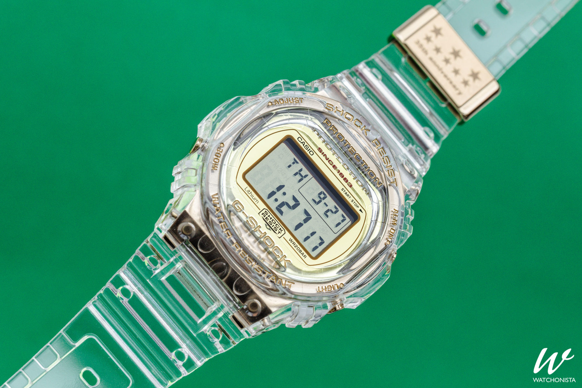 e46c4f842224 So how has Casio kept the G-SHOCK relevant  By adding new and improved  functions and designs while staying true to its roots.