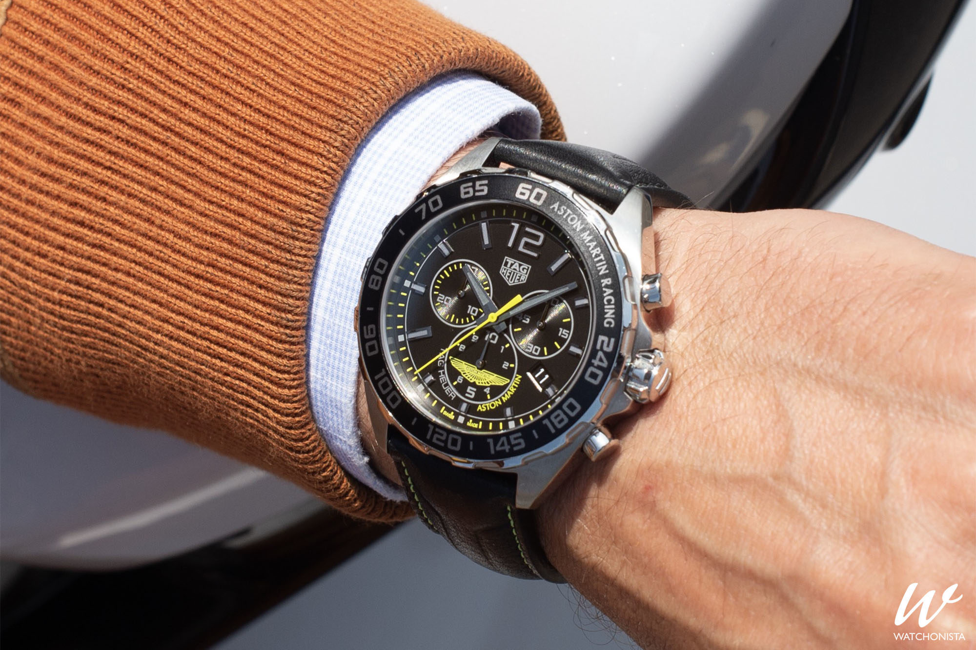 Tag Heuer Aston Martin Edition Shop Clothing Shoes Online