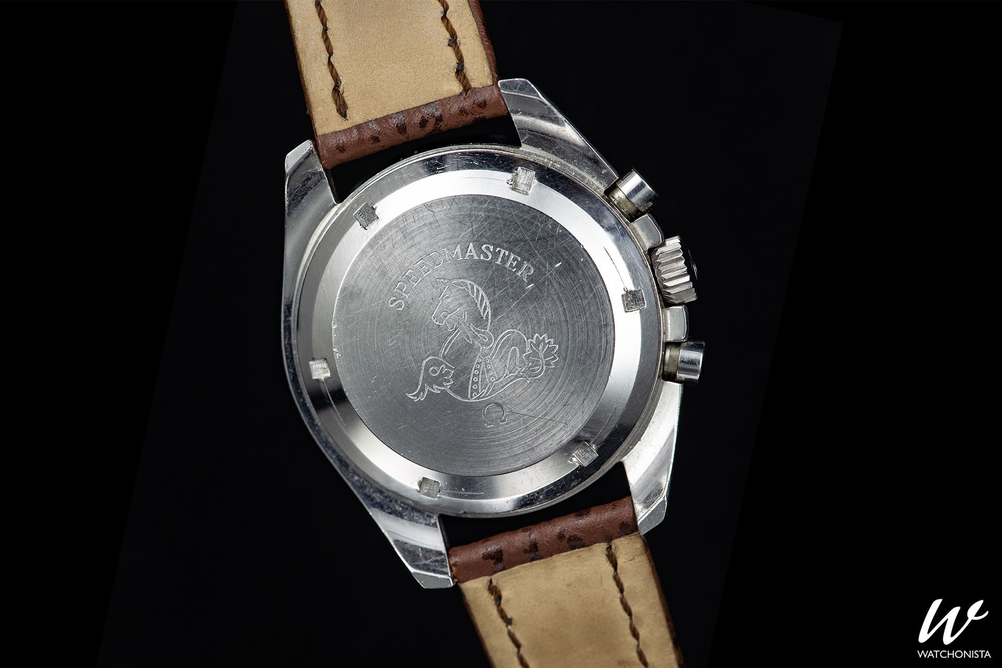 bonus video but why is the seamaster logo on the