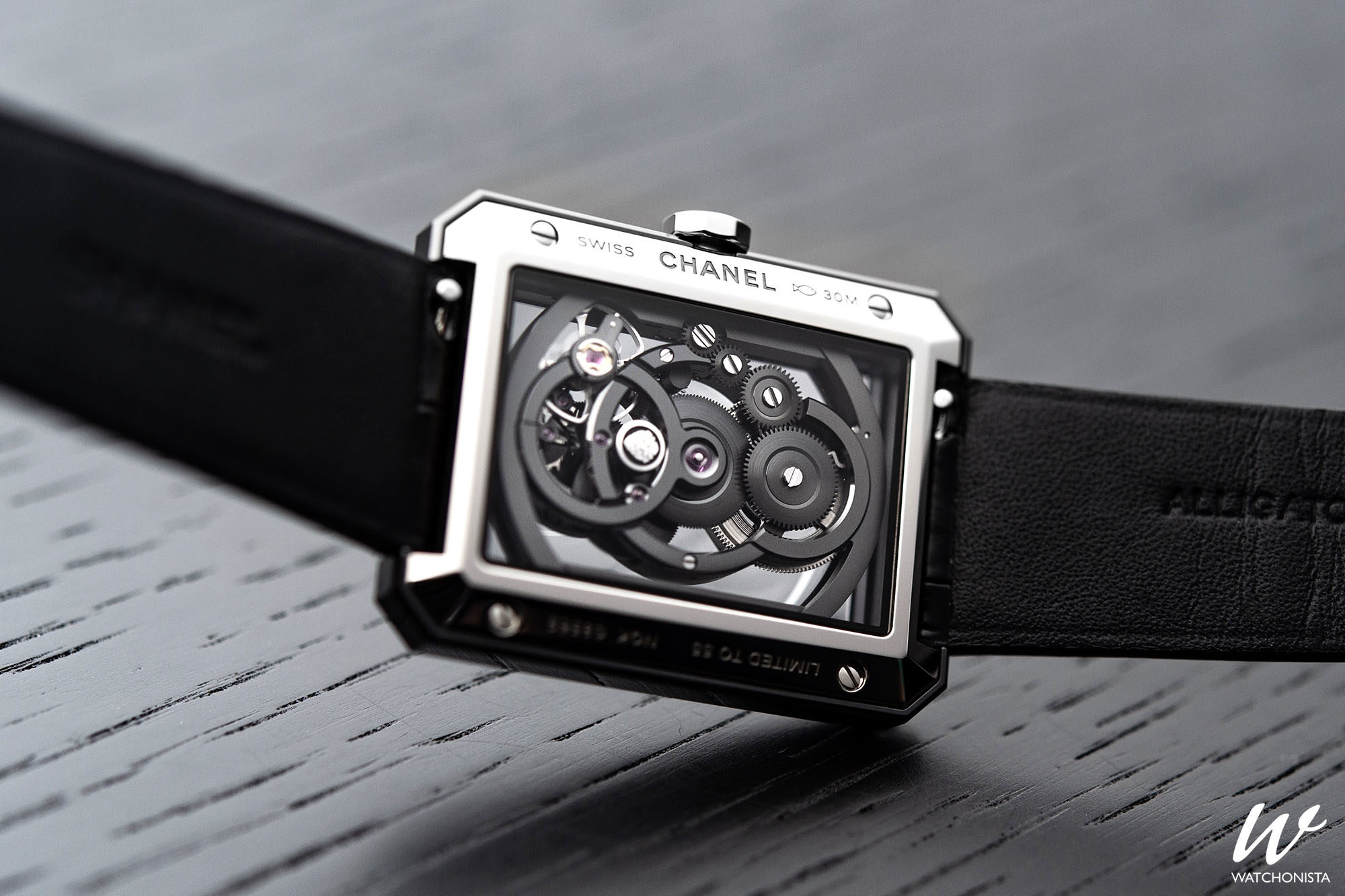Baselworld 2019: Chanel's New J12 Movement For The Future