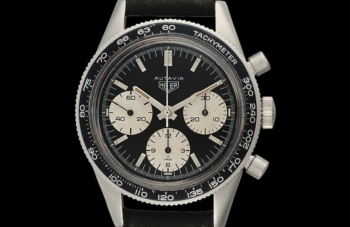 Vintage Heuer Chronographs The Real Winner At Le Mans Watchonista