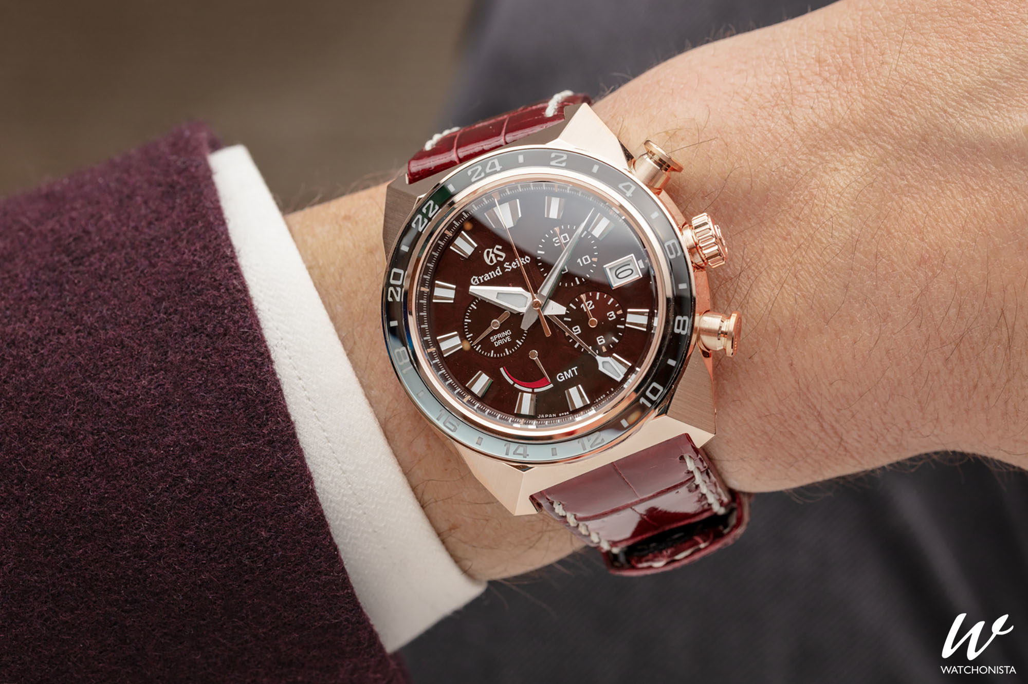 promo code 0bd23 51191 Baselworld 2019: Hands-On With Grand Seiko's Sexiest Spring ...