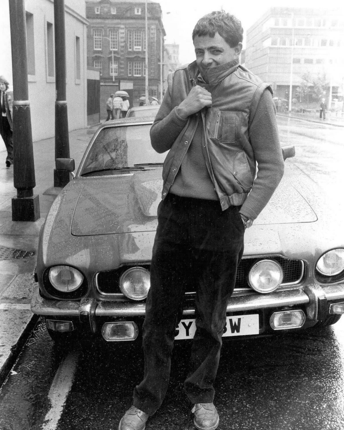 The Unlikely Watch And Car Collector Rowan Atkinson Watchonista