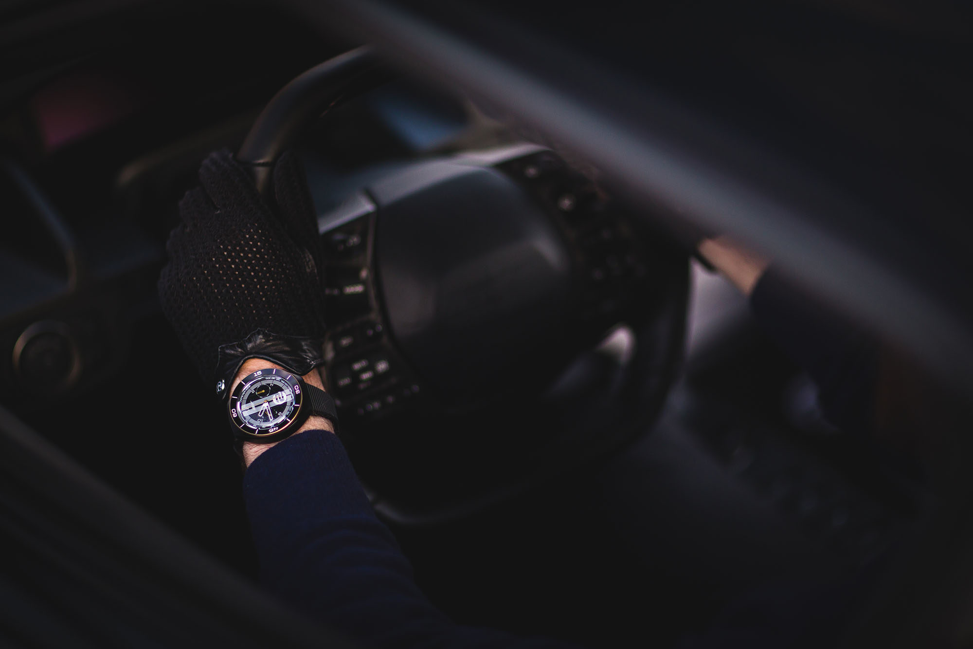 The Autodromo Ford Gt Owners Editi On Chronograph