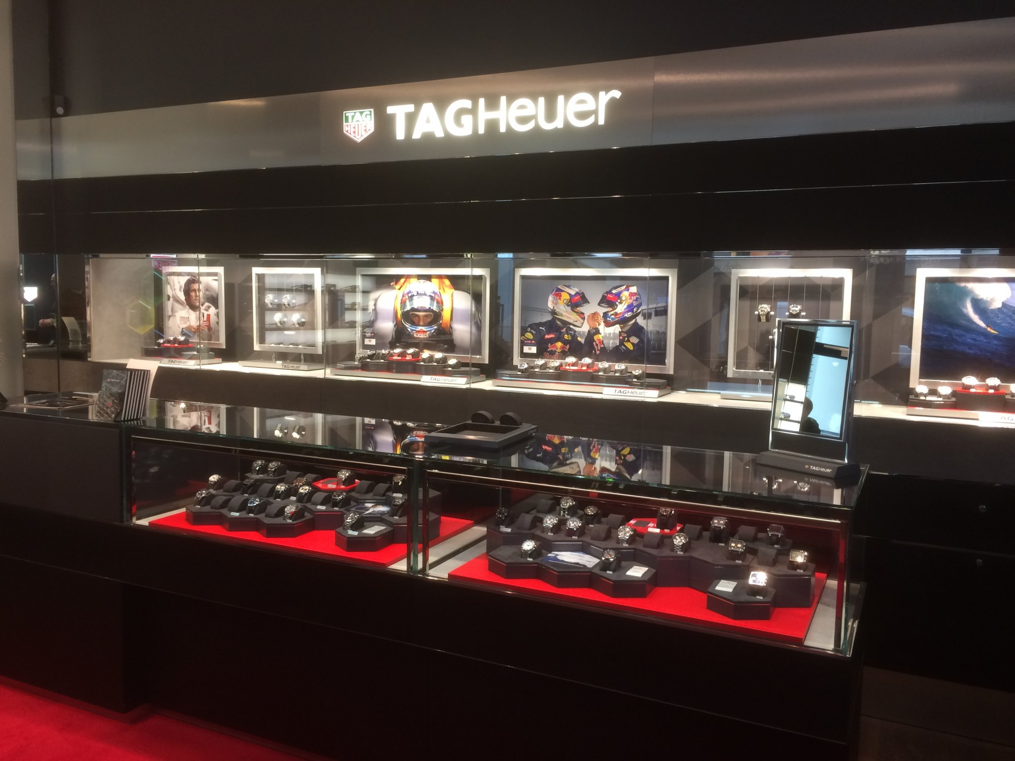 tag heuer adopts the concept of home staging to give its boutiques a facelift tag heuer. Black Bedroom Furniture Sets. Home Design Ideas