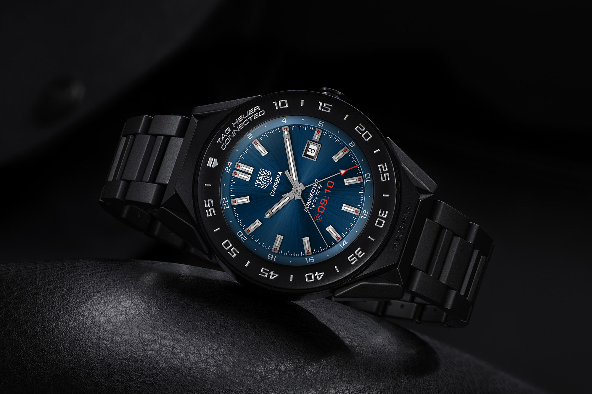 TAG Heuer Presents The Connected Modular 41