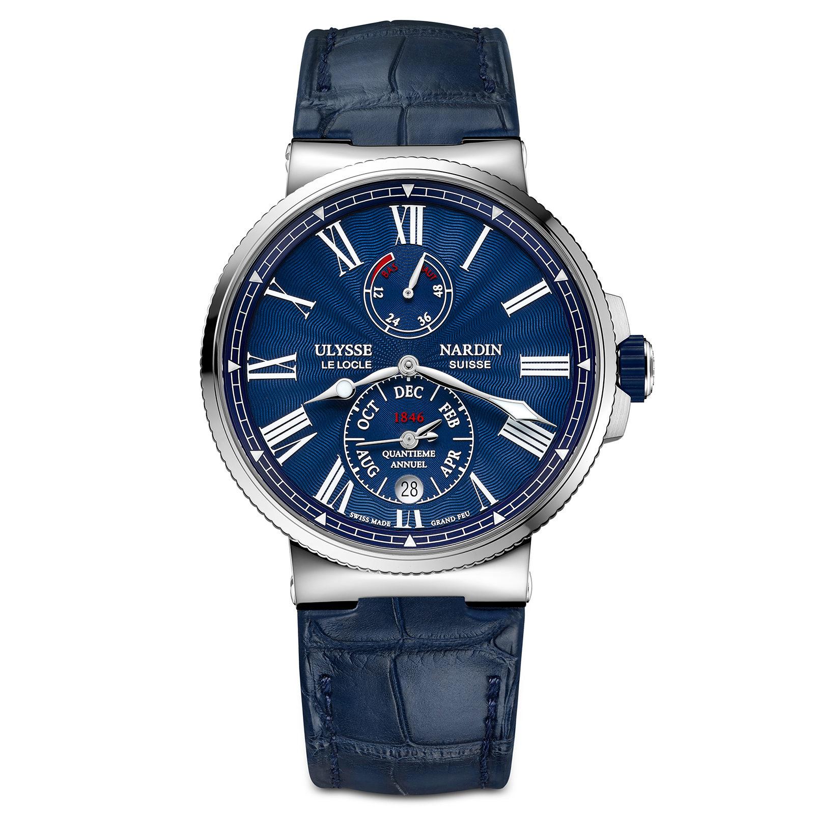 Купить швейцарские часы breguet marine в наличии и на заказ.