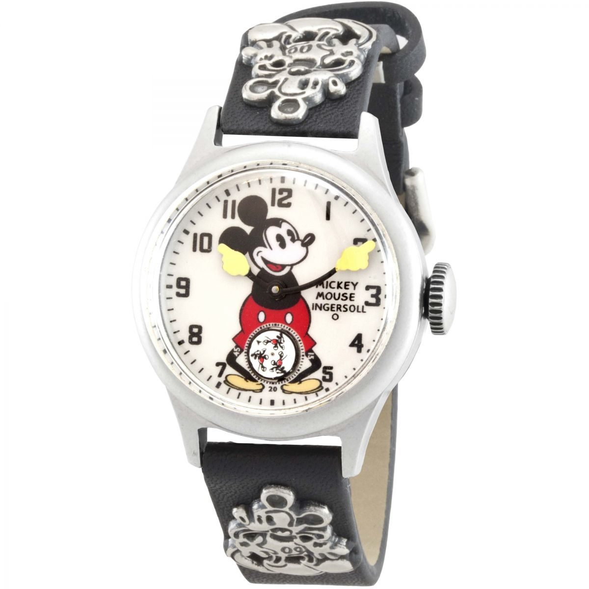 walt disney limited edition mickey mouse watch