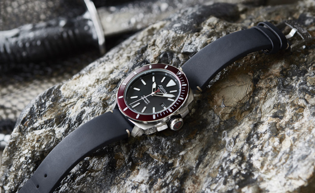 Baselworld The Alpina Seastrong Diver Automatic Watchonista - Alpina diver