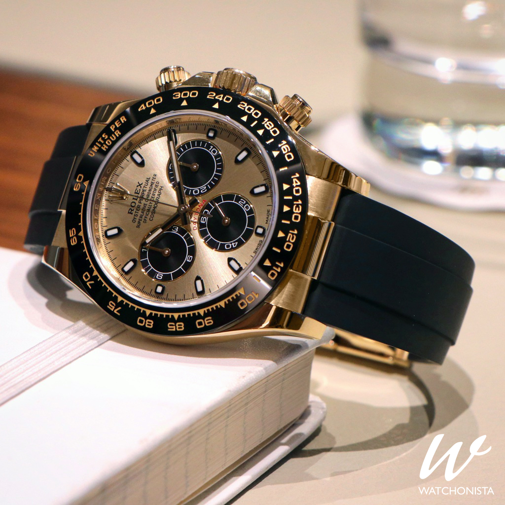 A Look At Rolex S New Precious Metal Daytona Line Now