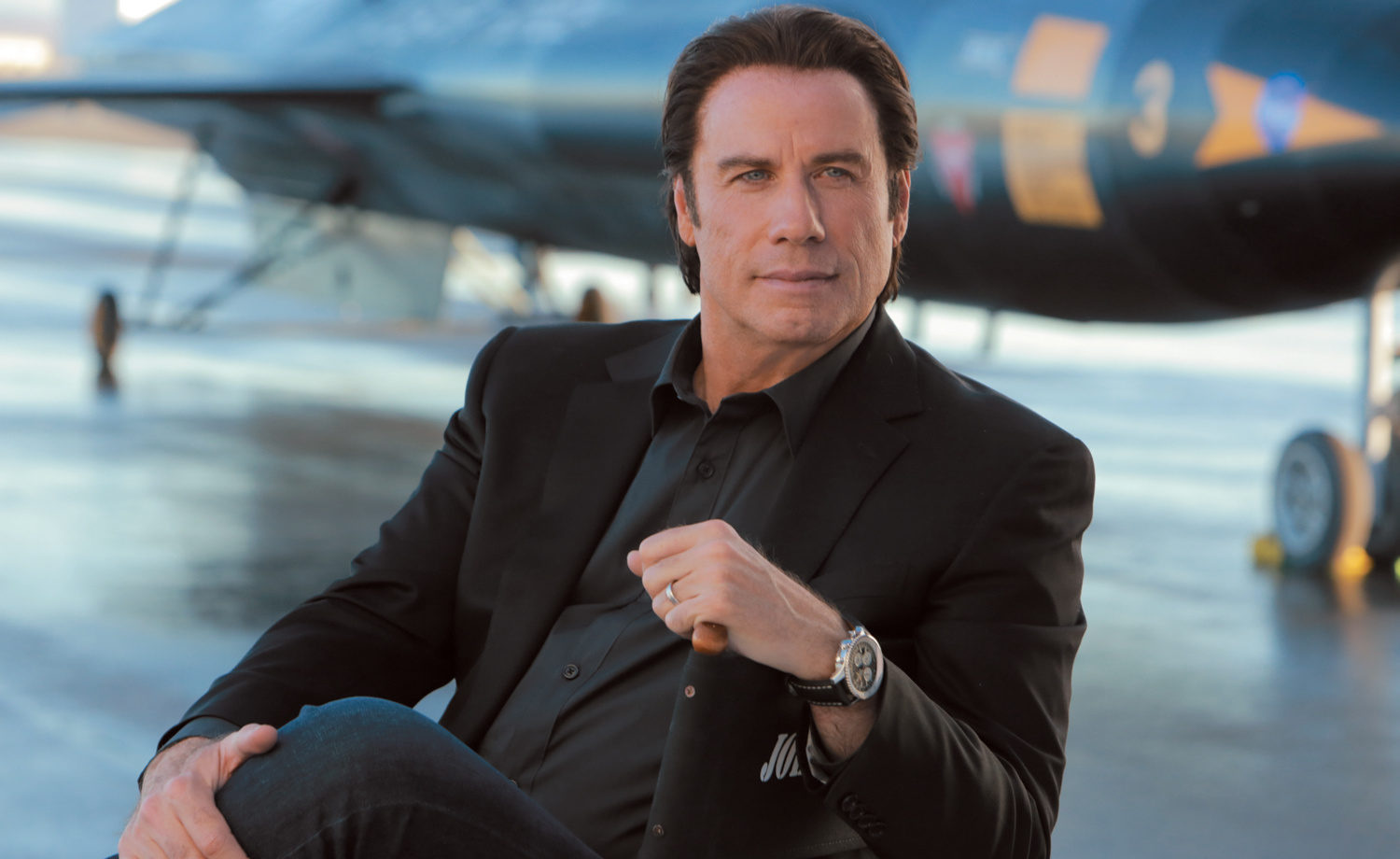 John travolta and the north american x 15 two flying legends in the breitling sky watchonista for John travolta breitling