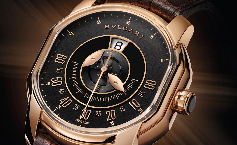 Bulgari Papillons  a patented, unique and exclusive Haute Horlogerie ... e32293c80a7