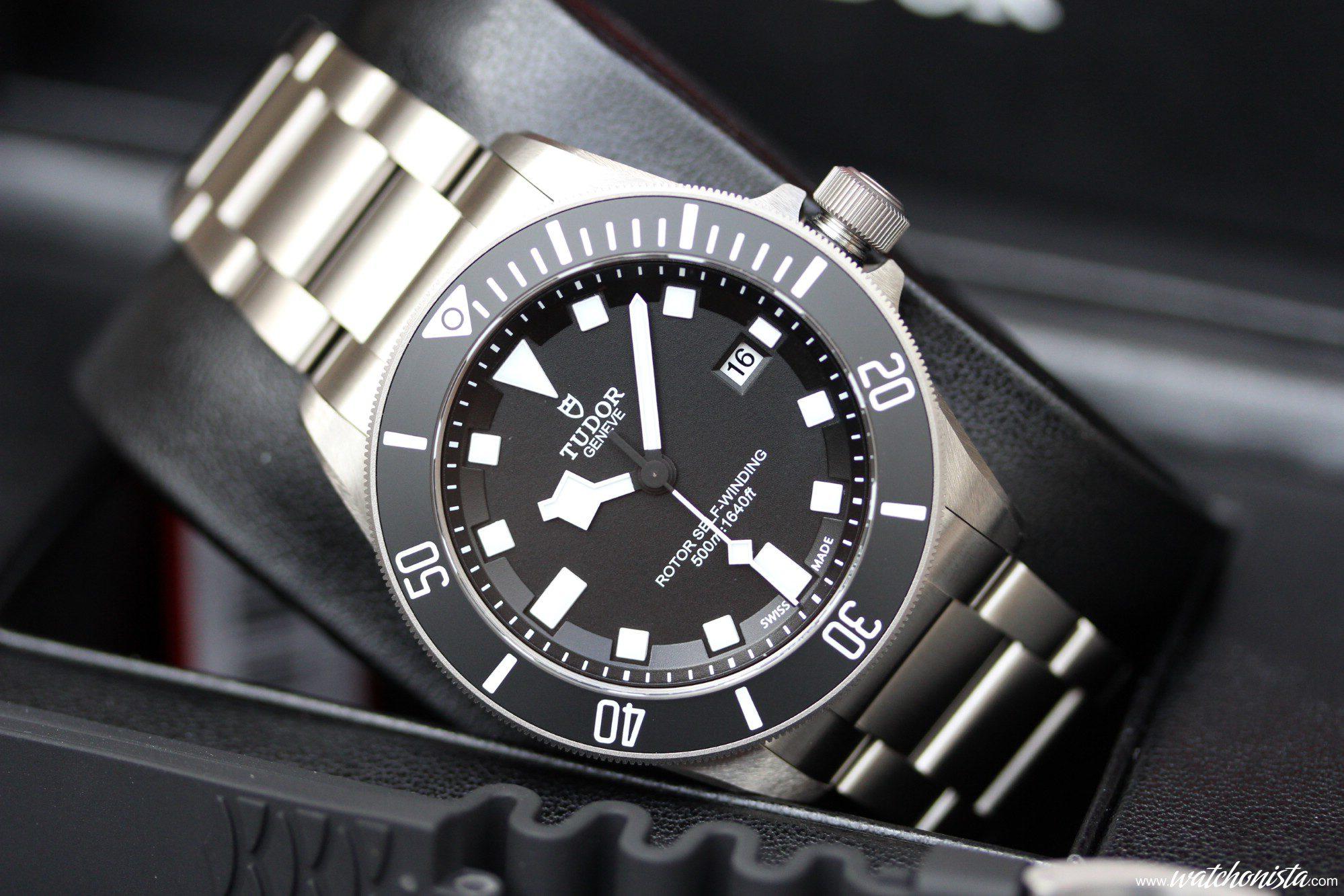 Tudor pelagos ultimate toolwatch reviews and articles - Tudor dive watch price ...