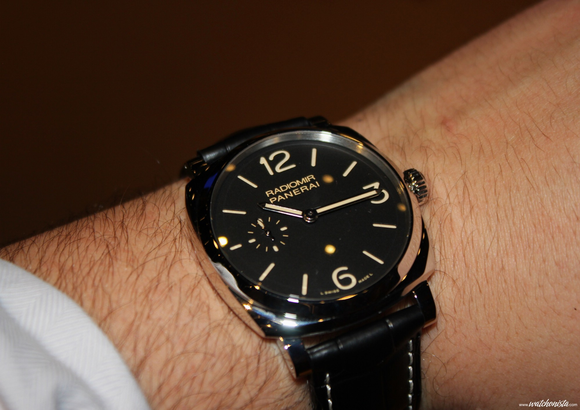 Panerai Sihh2013 Part 1 The Reconstruction Watchonista