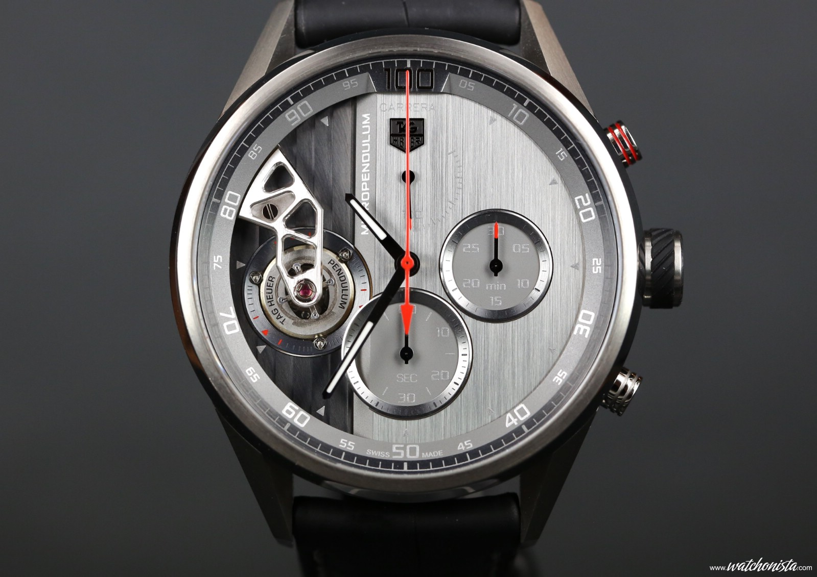 c8123ff4da8 TAG Heuer Carrera, 50 years of research and innovation - Part 2 ...
