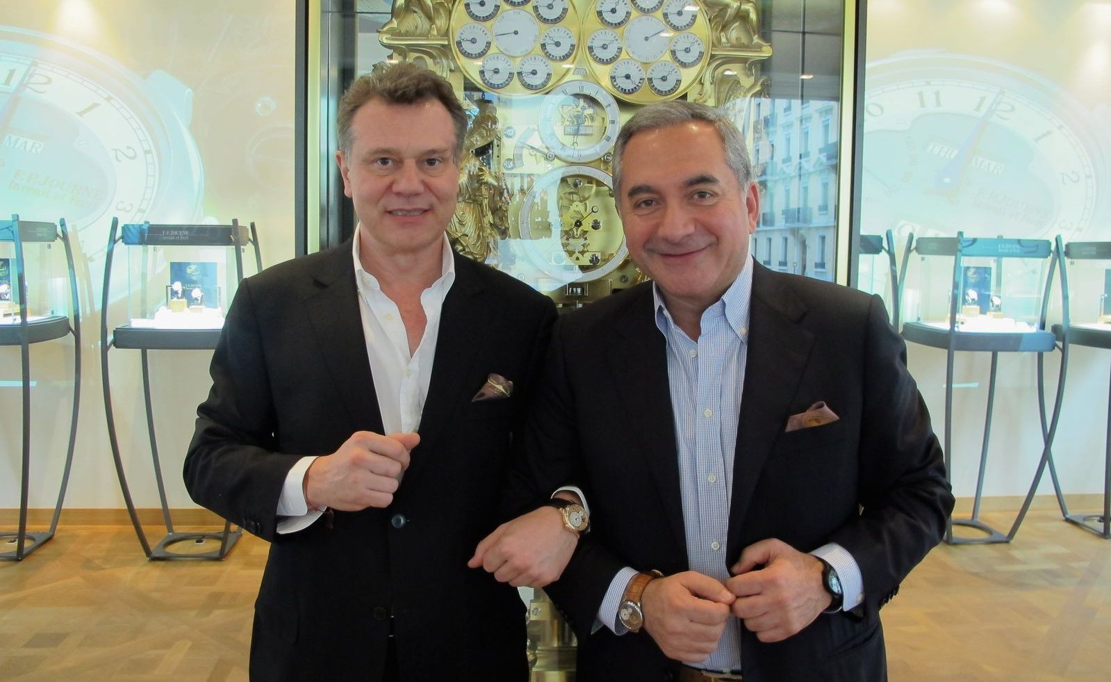 passionately journe claude sfeir the great collector watchonista
