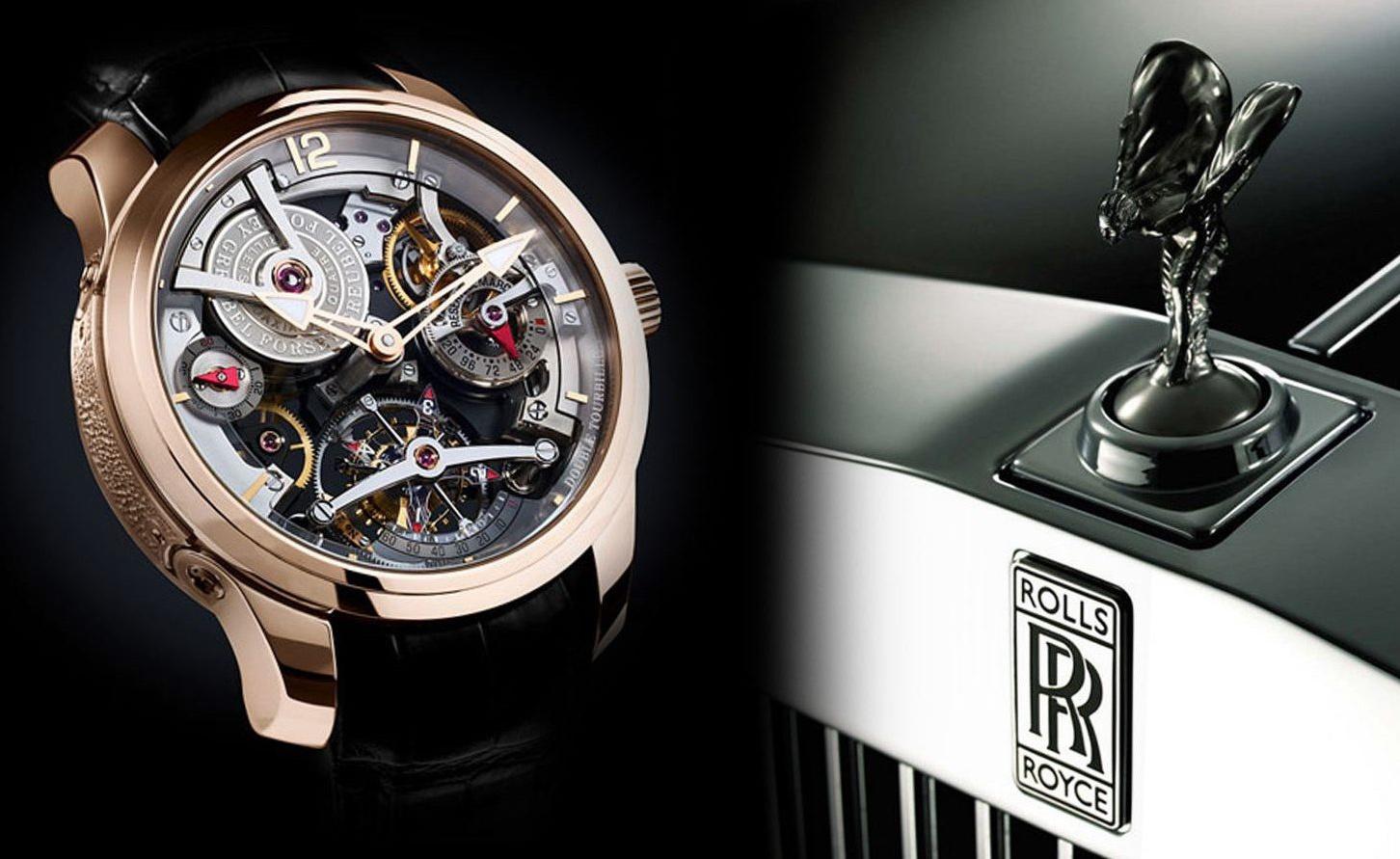 Rolls-Royce and Greubel Forsey? | Watchonista