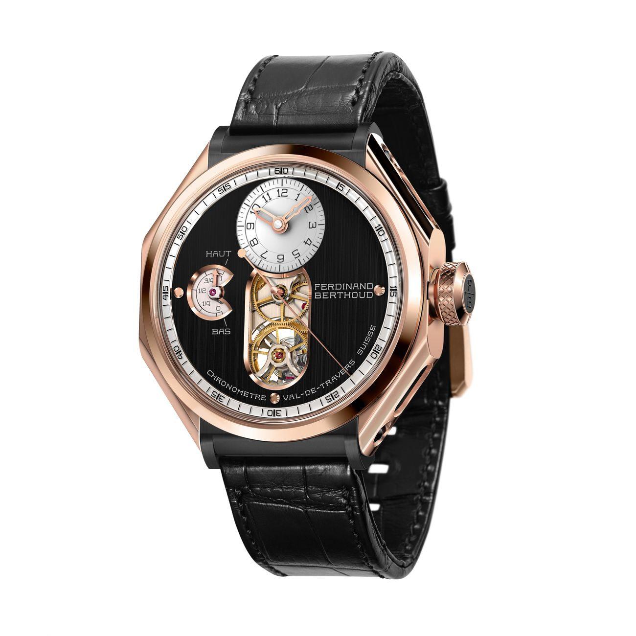 Ferdinand Berthoud: the return of a marine chronometer ...