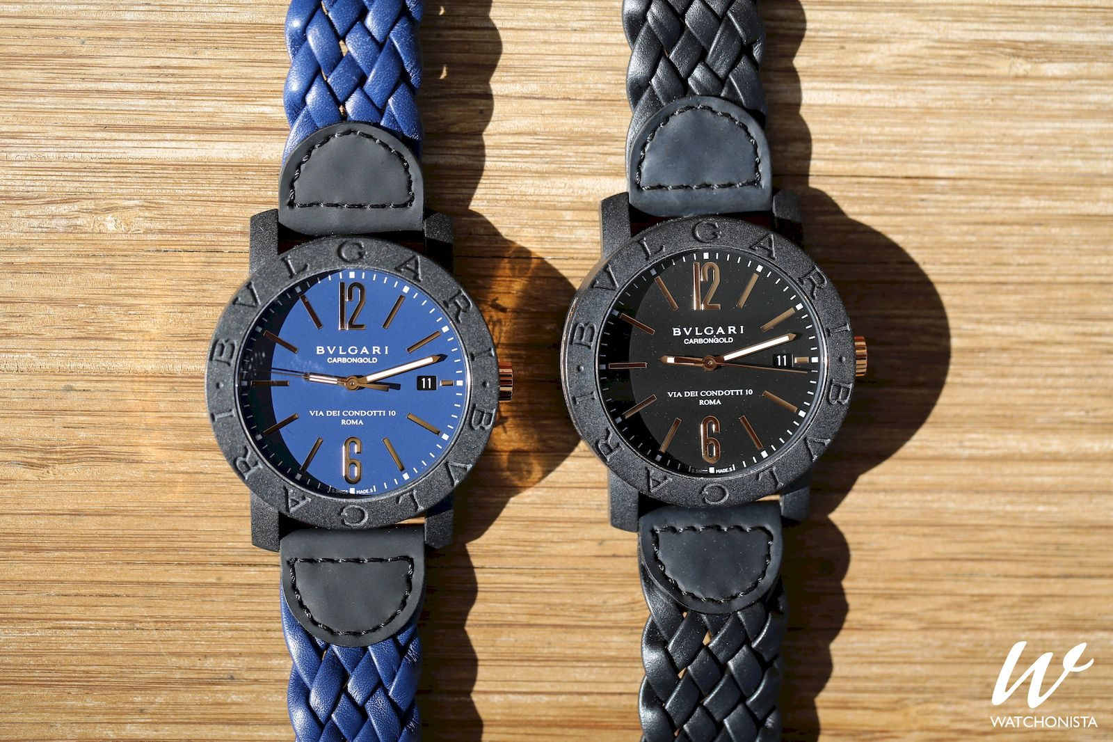 35ae0946e5f Bulgari Bulgari Carbon Gold  summer in three colors