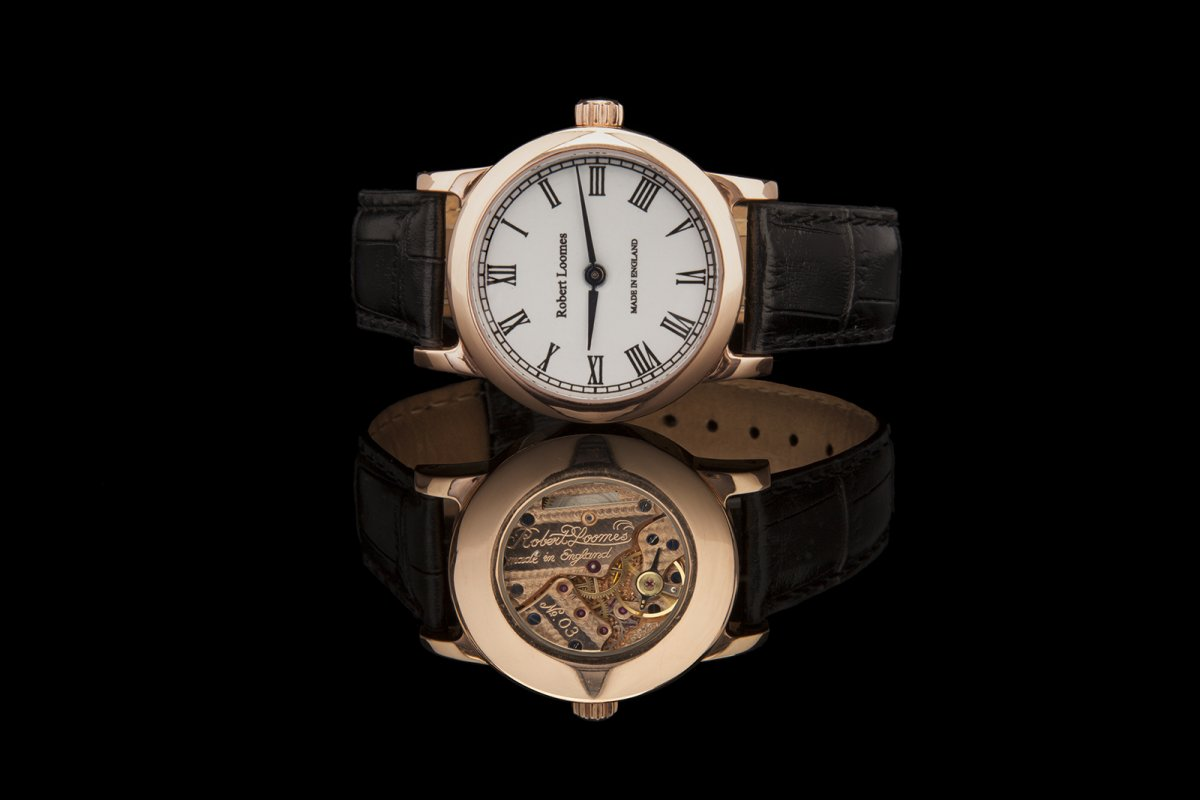 Great watchmaking terroirs british history watchonista for Robert loomes watch