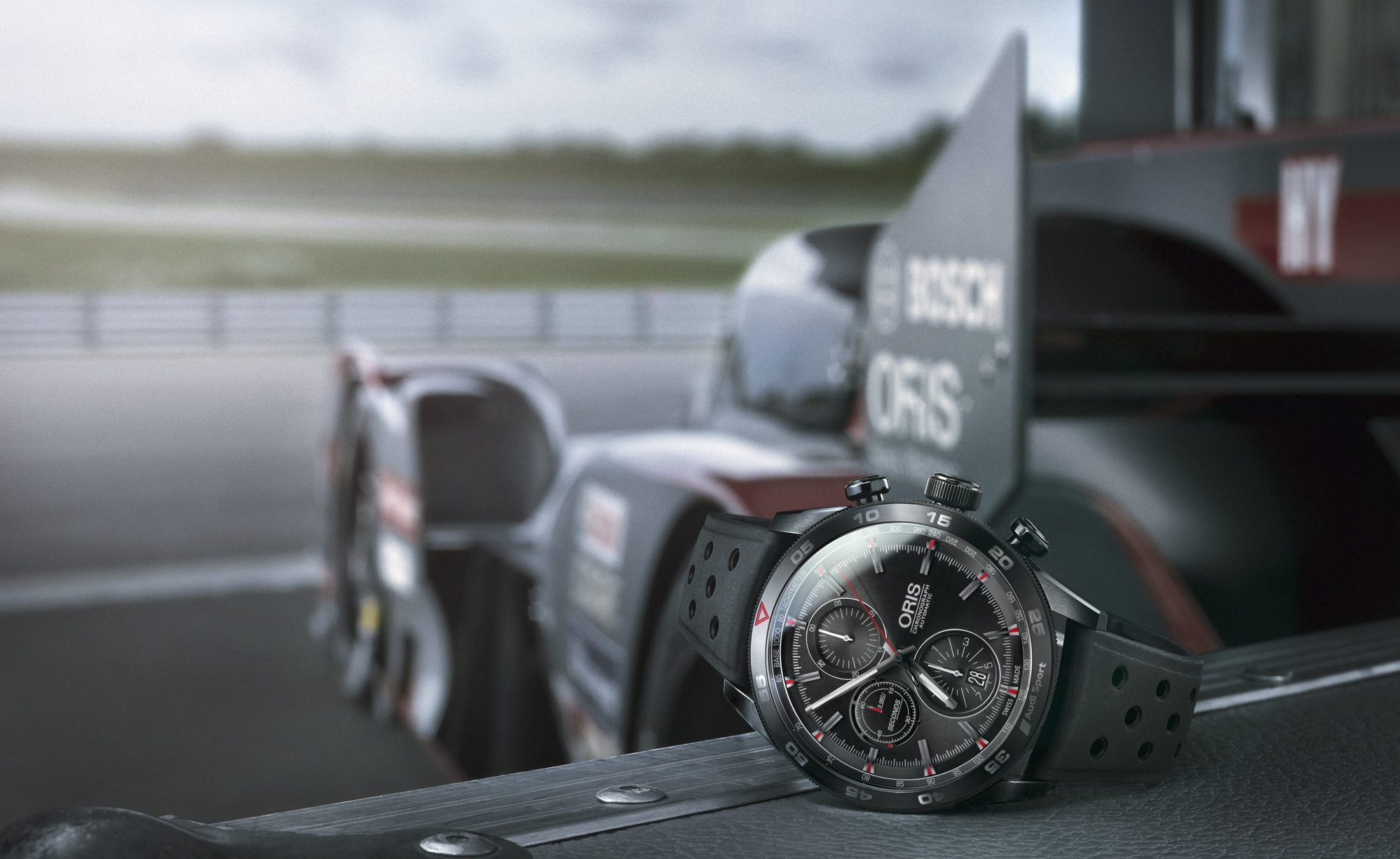 """5d88d35a2 Oris and car racing: """"racing watches for racing passion"""" – Part 2 