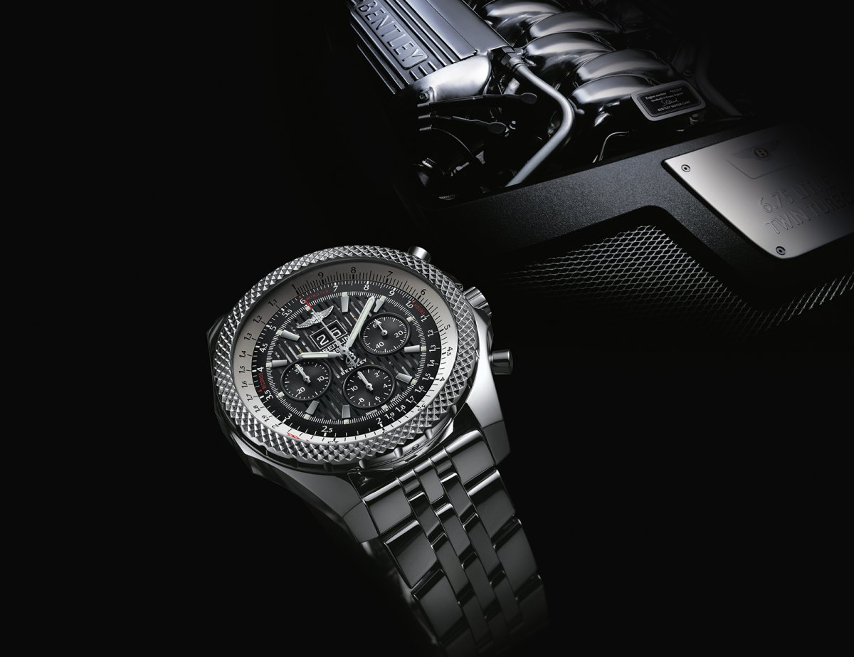 Breitling For Bentley Combining Elegance And Excellence