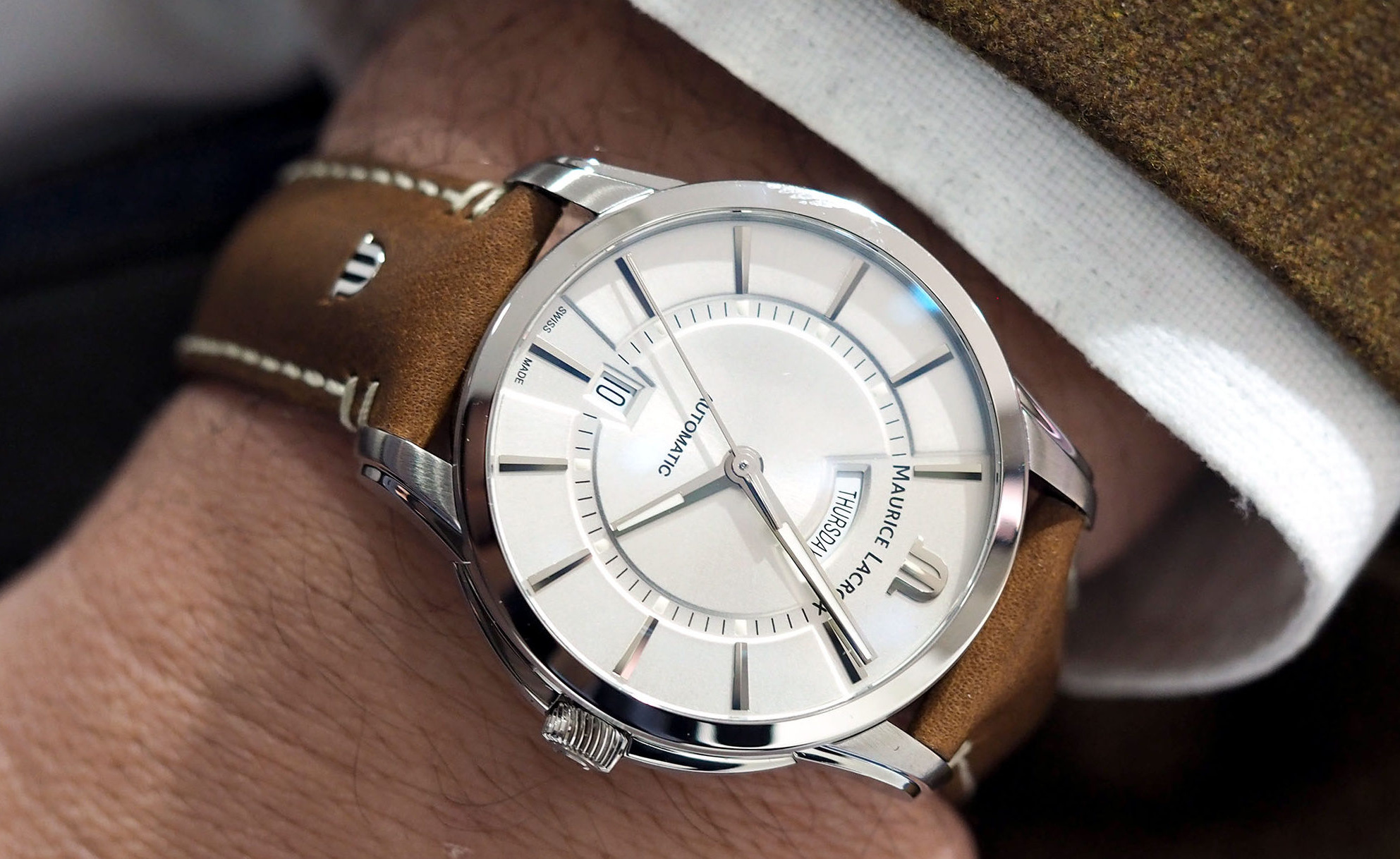 BASELWORLD 2017: Maurice Lacroix, where constancy prevails ...