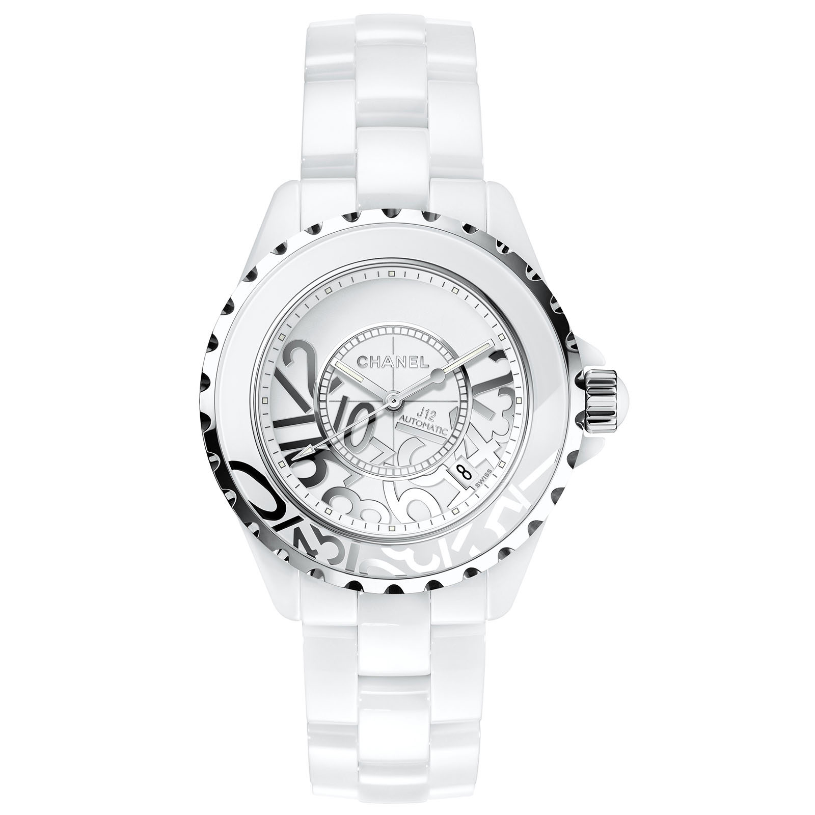 chanel ceramic youtube white watches watch review