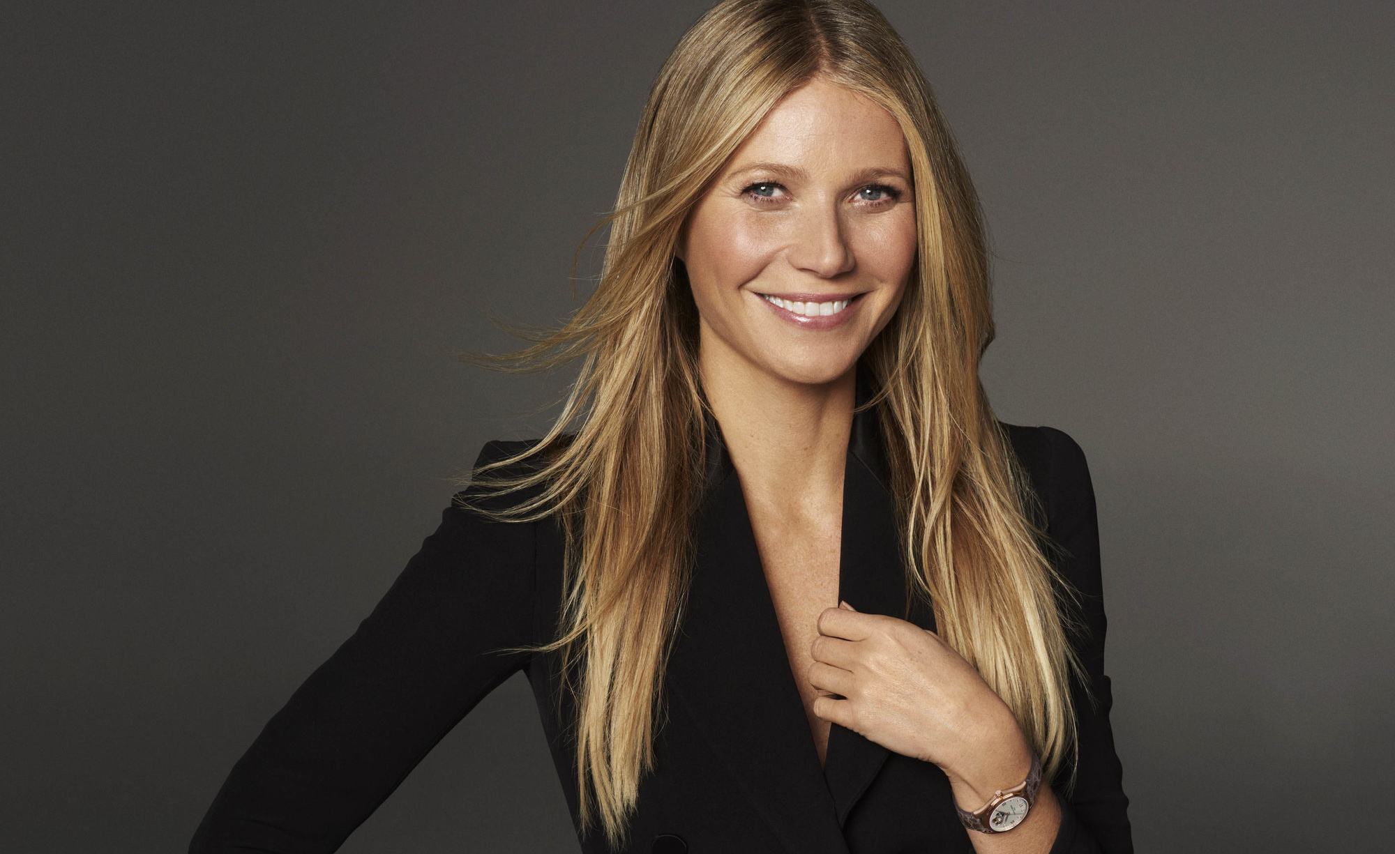 Frederique Constant Continues Partnership With Gwyneth Paltrow
