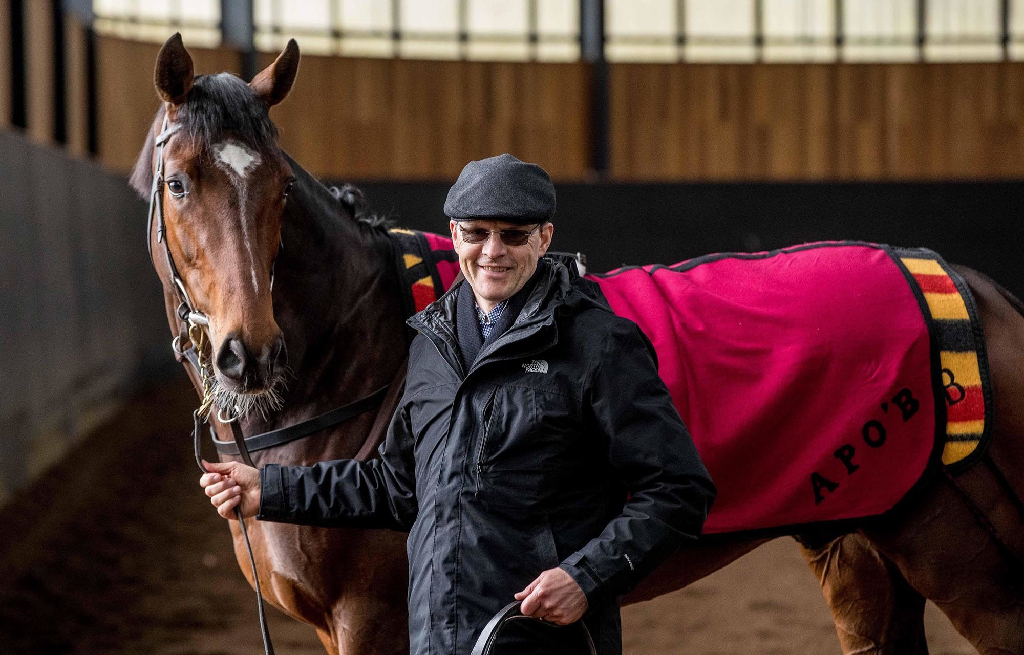 Magnier Family And Aidan O Brien To Receive 2018 Longines