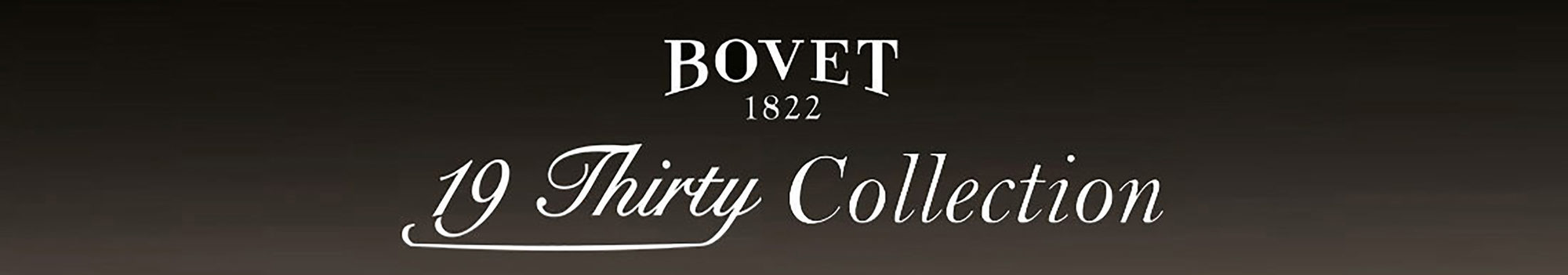 Bovet 19Thirty collection on Watchonista